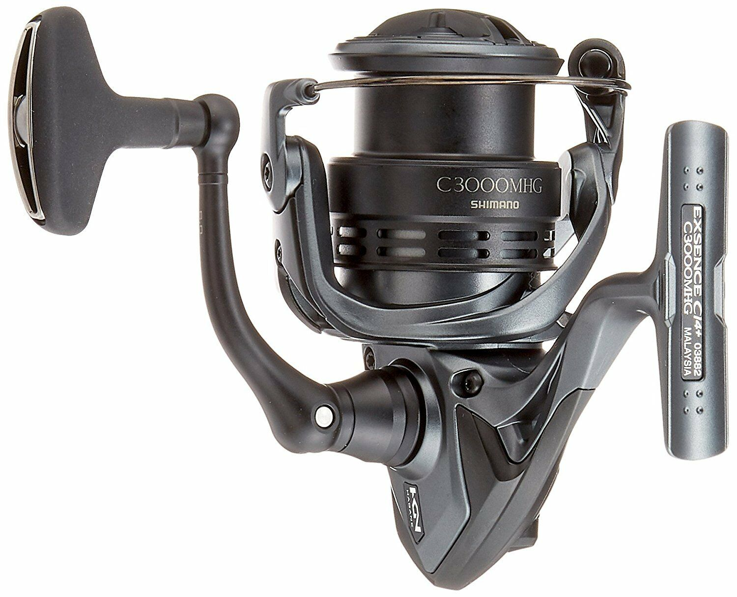 SHIMANO SPINNING + REEL SEA BASS 18 EXCEPTION CI 4 + SPINNING C 3000 MHG BRAND NEW F/S d5b315