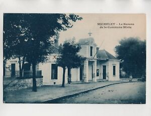 Algerie-MICHELET-Le-bureau-de-la-commune-mixte-J883