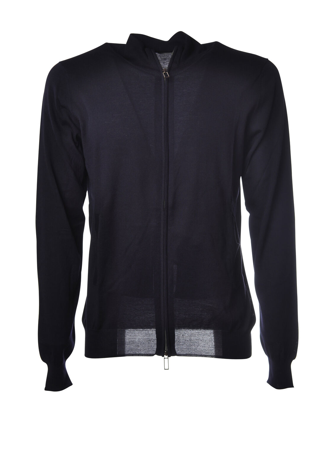 Paolo Pecora - Knitwear-Cardigan - Man - Blau - 5294113L185036