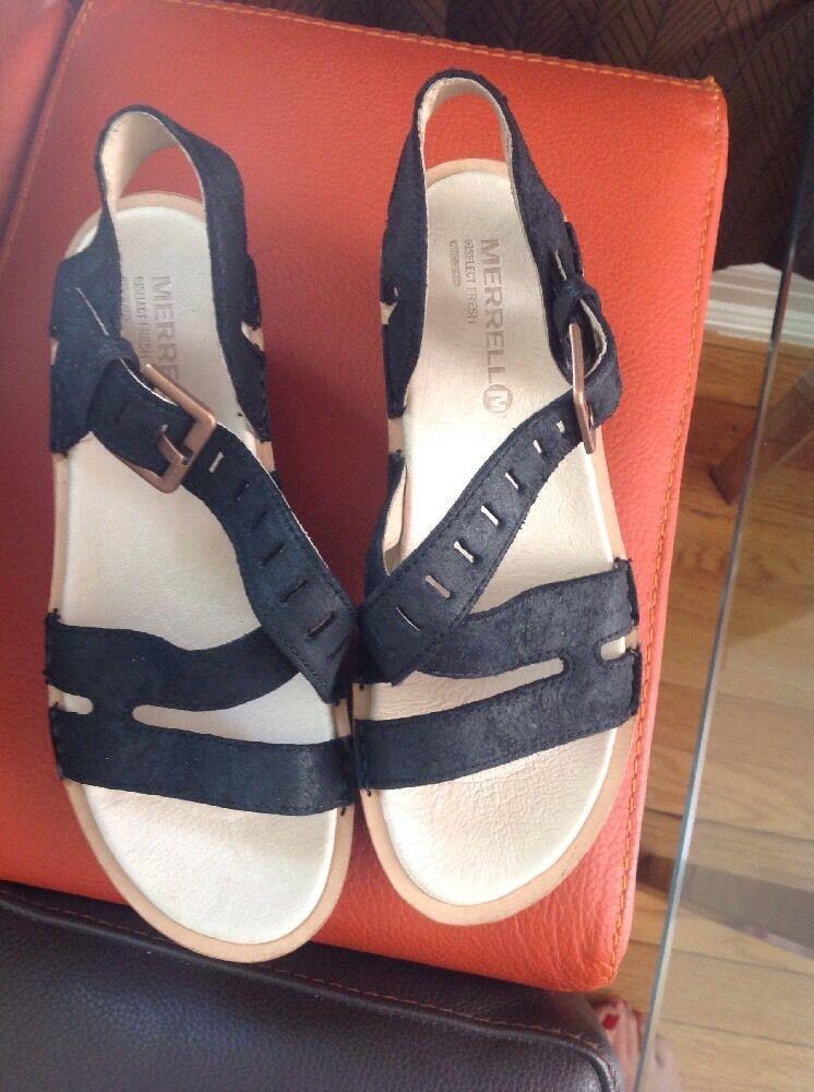 Merrell Wouomo Sirah Lattice Lattice Lattice Sandals 19a0af