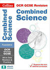 OCR Gateway GCSE Combined Science Foundation All-in-One Revision and Practice by Collins GCSE (Paperback, 2016)
