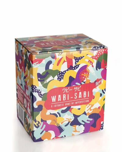 WABI-SABI 3D Ceramic Jigsaw Puzzle Game Perfect Game of Imperfection for Adult