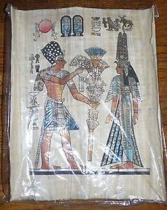 EGYPTIAN-HIEROGLYPHIC-PAPYRUS