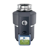 Insinkerator Evolution Septic Assist Continuous Feed Noise Garbage Disposal