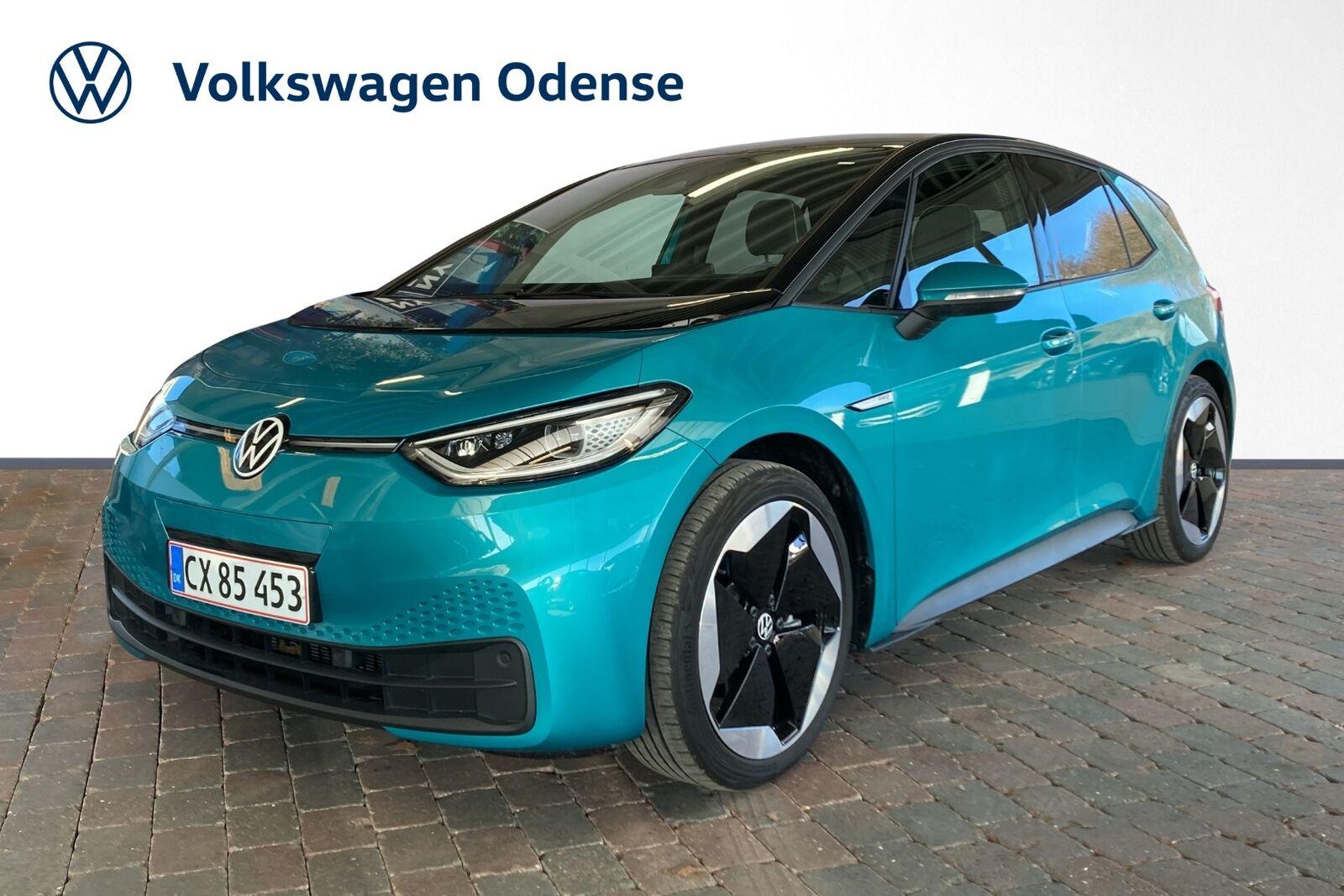 VW ID.3  Tech 5d - 364.900 kr.
