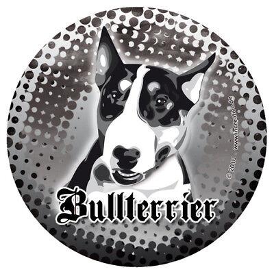 Bullterrier Arus Hunde Sticker Terrier Bully Aufkleber - Wetterfest Dub Grade Produkte Nach QualitäT