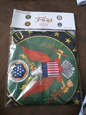 """NEW Military Flag /""""All Gave Some/"""" US Army Navy Air Force Marines Logo 3x5 ft"""