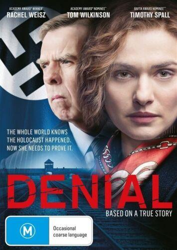 1 of 1 - Denial (DVD, 2017) Ex-Rental
