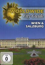 DVD * WORLDWIDE - City Guide - Wien & Salzburg  # NEU OVP ~