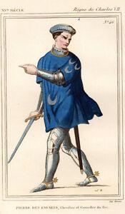 Costume De La France Xve Siècle / Pierre Des Essarts Conseiller Du Roi Demande DéPassant L'Offre