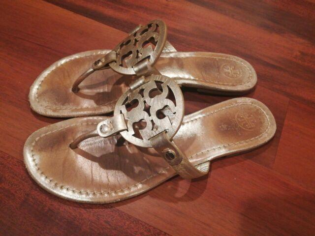 tory burch miller sandals sale size 8