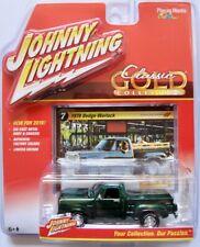 Dodge Warlock  1978  grün  Limitiert  JOHNNY LIGHTNING  1:64  OVP  NEU