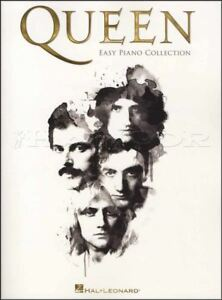 Queen-Easy-Piano-Collection-Sheet-Music-Book-Bohemian-Rhapsody-Another-One-Bites