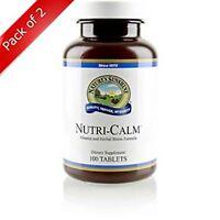 Nature's Sunshine Nutri Calm Nutrition