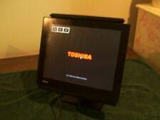 Toshiba Ibm Tc Wave Tcxwave Pos Terminal 6140 A30 With Power Supply Amp Rear Display