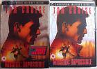 Tom Cruise Brian De Palma MISSION: IMPOSSIBLE 2-Disc Edition Spécial DVD largeur