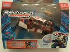New! SEALED Transformers Armada Red Alert w/ Longarm Mini-Con Figure Hasbro 2002