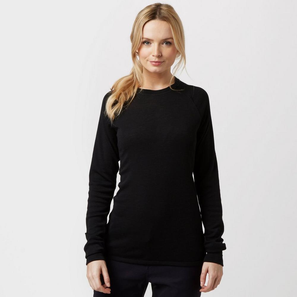 New Peter Storm Womens Merino Crew Baselayer Outdoor Clothing