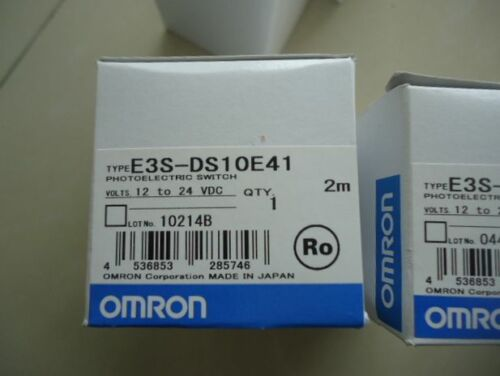 E3S-DS10E41 E3SDS10E41 OMRON photoélectrique commutateur in box free ship
