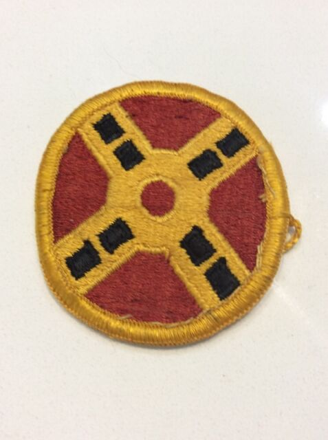 425TH TRANSPORTATION BRIGADE PATCH FULL COLOR