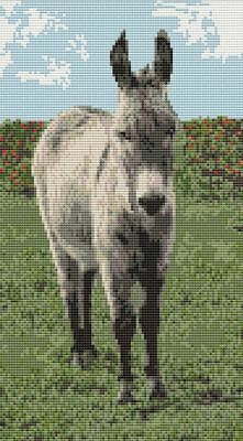 """Kestrel Complete Counted Cross Stitch Kit 7.75/"""" x 11/"""""""