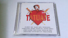 "CD ""TATUAJE"" 14 TRACKS BUNBURY MALU AUTE CALAMARO JOAQUIN SABINA ANA BELEN"
