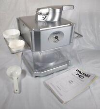 Waring Pro Scm100 Series Professional Snow Cone Maker Machine