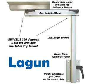 Lagun Marine Boat Rv Motorhome Swivel Amp Adjustable Height