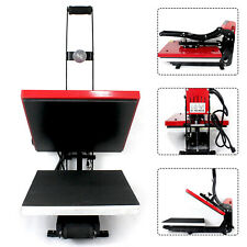 Auto Open Clamshell Heat Press Machine With 16x20 Heat Pad Slide Out Base 2000w