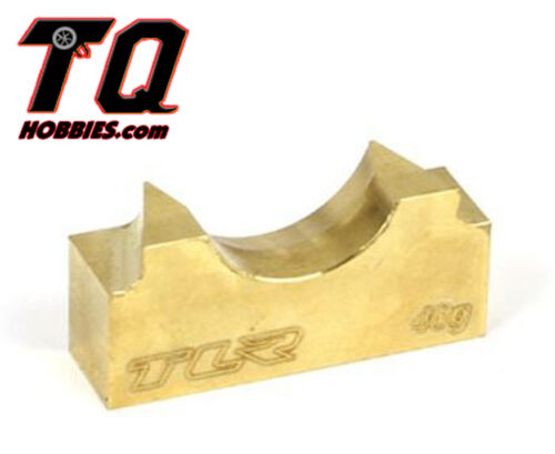 Team Losi Racing TLR341000 Brass Weight System 8ight-E 3.0 Buggy 8E w Track#