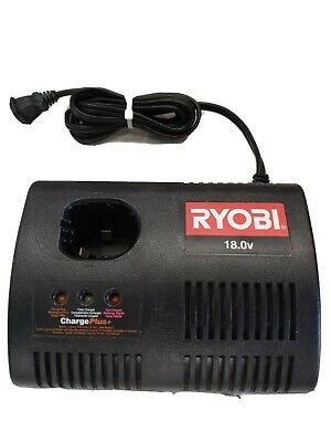P110 Class 2 Battery Charger Genuine Ryobi 18.0V 18V Volts ChargePlus