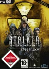 STALKER S.T.A.L.K.E.R. CLEAR SKY * DEUTSCH * Sehr guter Zustand