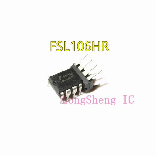 5PCS FSL106HR DIP-8 Power Switch ICs POE LAN FPS FOR LOW POWER
