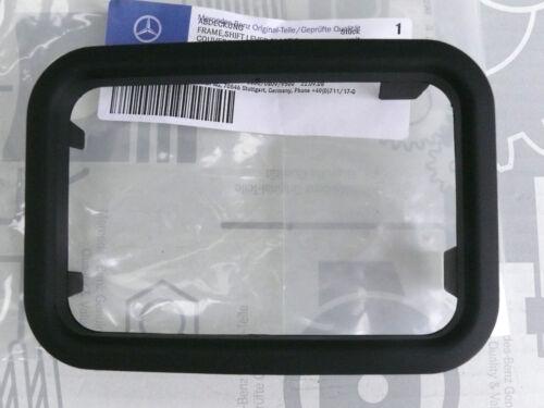 Mercedes W124 R129 W202 W461 W463 Rahmen Automatikwählhebel NOS!