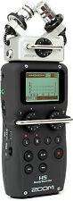 New Zoom H5 Handy Modular Field  Recorder Auth Dealer Warranty Best Deal on ebay