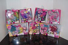 RARE My Little Pony G4 FiM Glimmer Wings Lot NIB FIM Rarity Twilight Rainbow