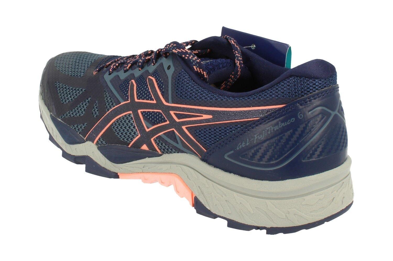 Asics Asics Asics Gel-Fujitrabuco 6 Womens Running Trainers T7E9N Sneakers shoes 4906 0e924d
