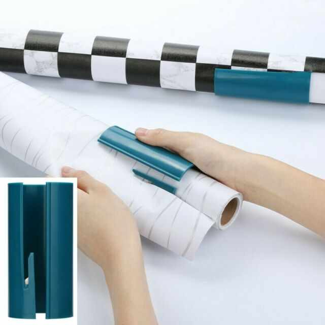 Sliding Wrapping Paper Cutter Roll Cutting Arts Package Paper Business Gift Tool