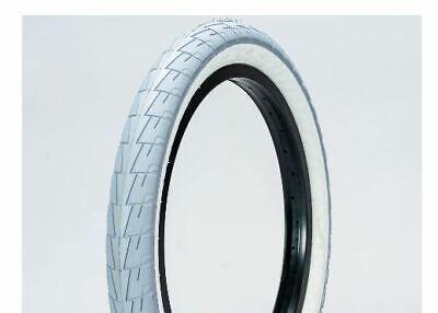 MAFIABIKES Lagos Blue Grey 20 x 2.40 BMX Tyre Set set of 2 tyres