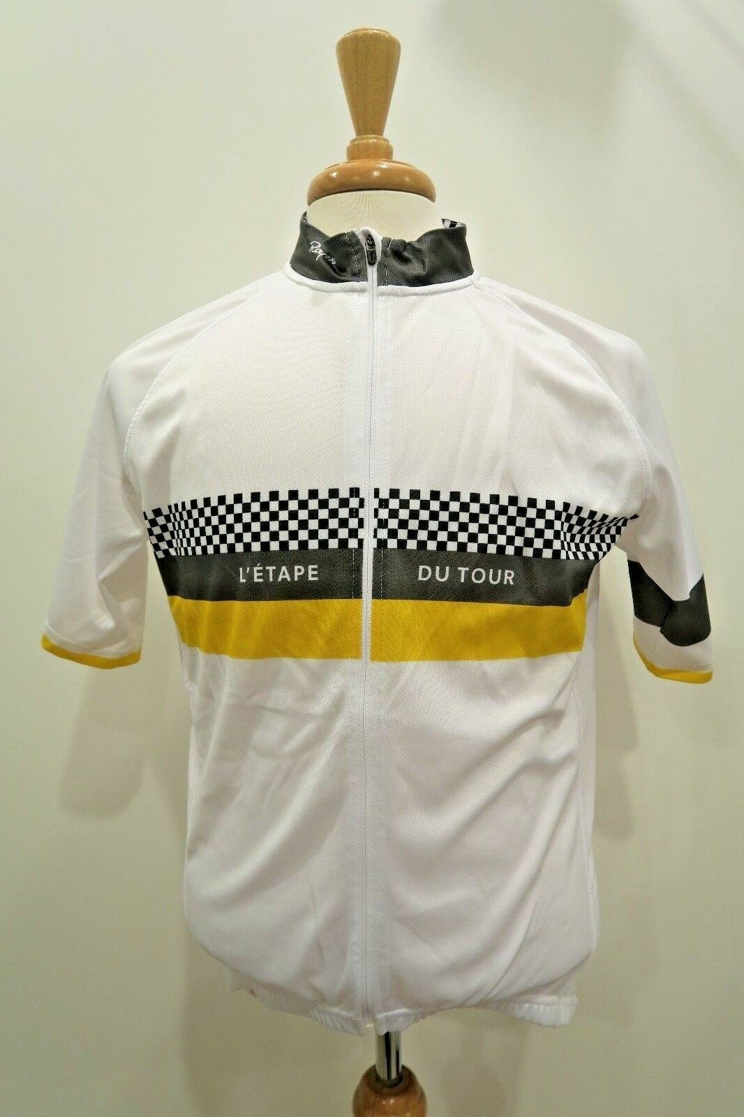 Rapha L'Etape Du Tour Super Lightweight Cycling Jersey Shirt 2012 XL