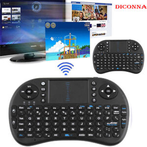 Rii Mini I8 24ghz Wireless Keyboard With Touchpad For Smart Tv Pc