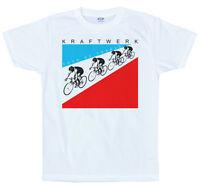 Tour de France T Shirt Design, Kraftwerk