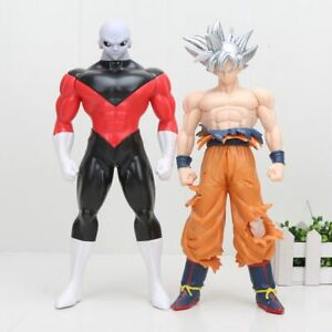 Dragon-Ball-Super-Son-Goku-amp-Jiren-action-figures-toy-models-figurine-PVC-30-cm