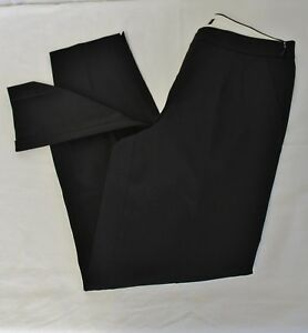 50 Martie Nwt B852189 coton en stretch noir Crew court J Pantalon raccourci 00 0Nnm8vw