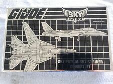 2016 Skystriker - GIJOE Sky Patrol Jet - Convention Vehicle - Sealed New in Box
