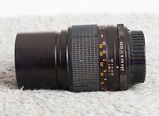 Minolta 135mm F2.8 Celtic MC Telephoto Lens.   Tested/Guaranteed