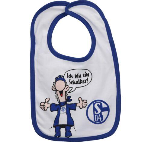 FC Schalke 04 Babylätzchen Erwin