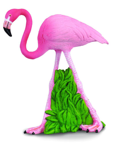 Flamingo Bird Model by CollectA 88207 *Brand new with tag*