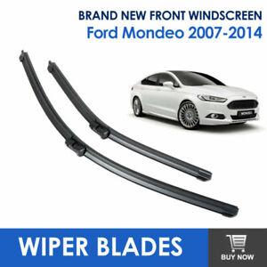 Limpiaparabrisas-Escobilla-Adaptadores-Coche-Medidas-Washer-para-Ford-Mondeo