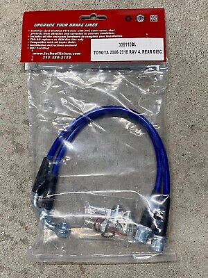 Brake Hydraulic Hose Rear Left Centric 150.44424 fits 06-18 Toyota RAV4